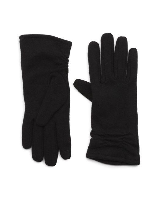 G.H. Bass & Co. - Black I-touch Glove - Lyst