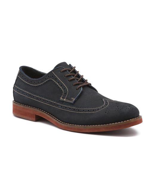 G.H. Bass & Co. | Blue Jack Wingtip Oxford for Men | Lyst