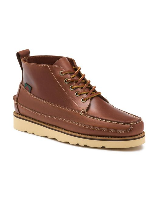 G.H.BASS - G.h. Bass & Co. Camp Moc Iii Ranger Boot Brown for Men - Lyst