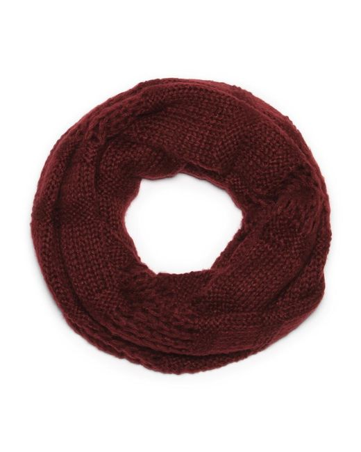 G.H. Bass & Co. | Multicolor Open Knit Infinity Scarf | Lyst
