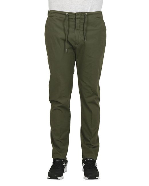 Department 5 - Green DEPARTMENT FIVE Pantalone bacan verde for Men - Lyst