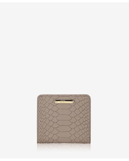 Gigi New York Multicolor Mini Foldover Wallet
