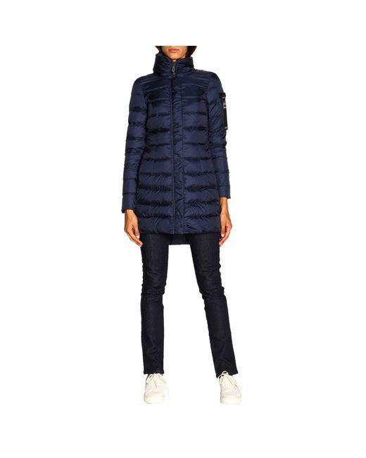 Peuterey Blue Women's Jacket