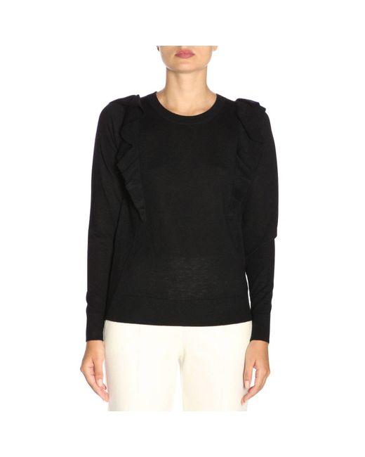 159de1d4773 MICHAEL Michael Kors - Black Sweater Women - Lyst ...
