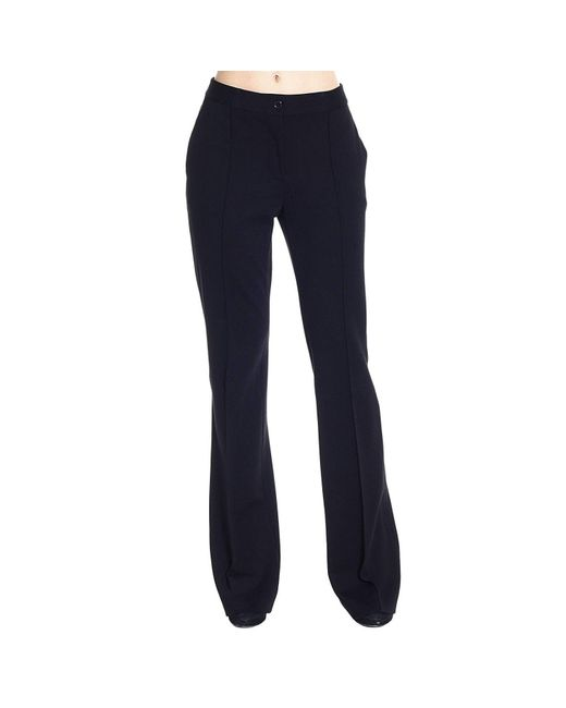 Moschino | Black Women's Trouser | Lyst