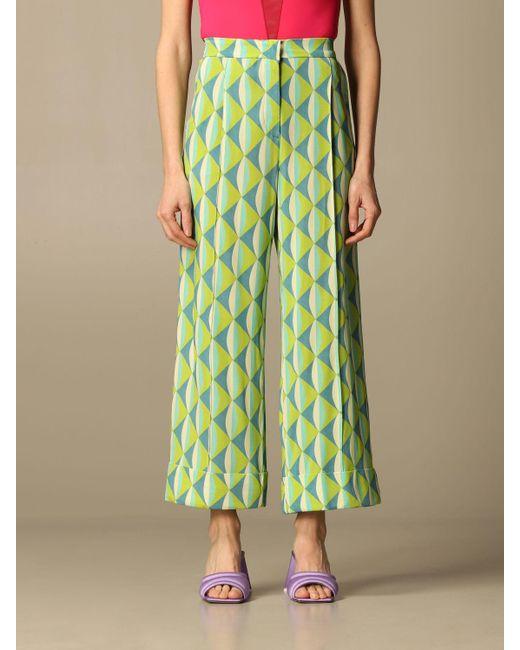 Maliparmi Green Pants