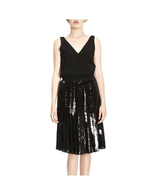 Patrizia Pepe | Black Dress Women | Lyst