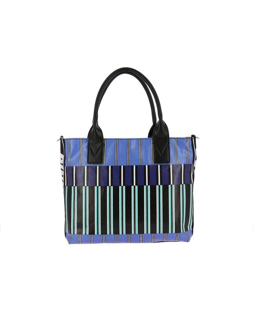 Pinko - Blue Handbag Shoulder Bag Women - Lyst