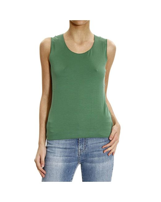 Armani | Green Giorgio Armani Women's Top | Lyst