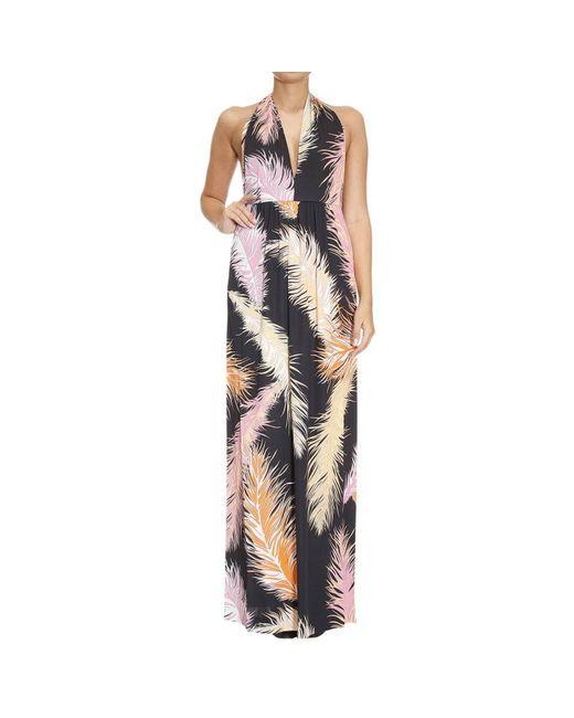 Emilio Pucci   Black Dress Woman   Lyst