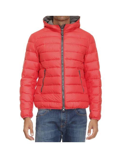 colmar jackets man in red for men lyst. Black Bedroom Furniture Sets. Home Design Ideas