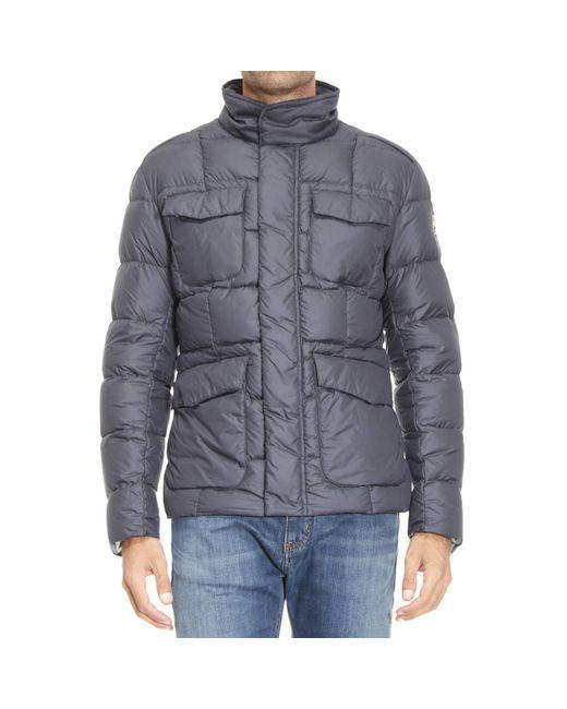 colmar jackets man in blue for men lyst. Black Bedroom Furniture Sets. Home Design Ideas