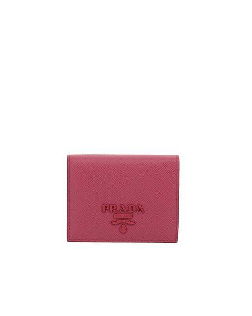 Prada - Multicolor Wallet Women - Lyst
