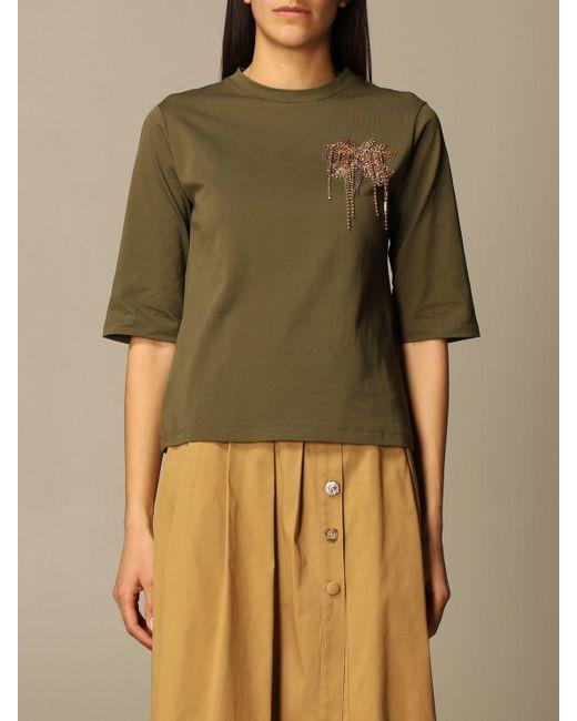 Liu Jo Green T-shirt