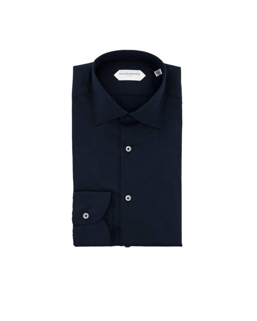 Guglielminotti - Blue Shirt Men for Men - Lyst