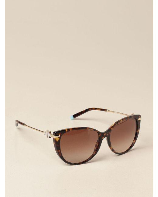 Tiffany & Co Brown Glasses