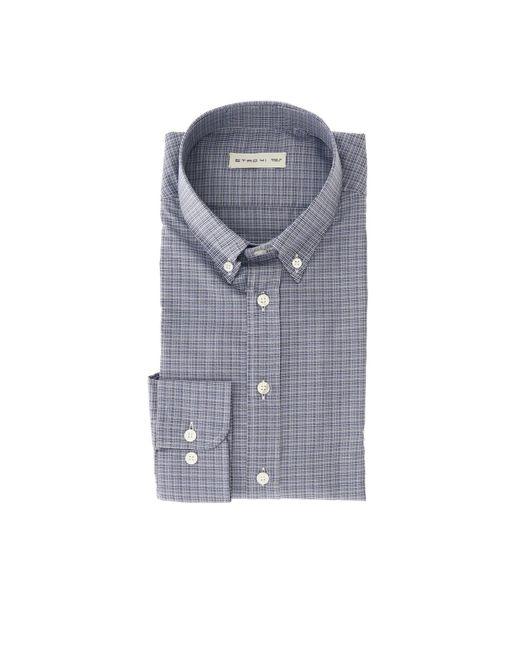 Etro Blue Men's Shirt for men