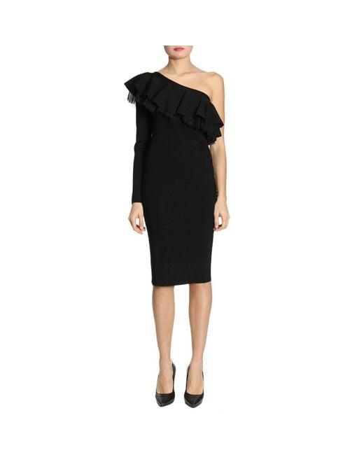 Pinko | Black Dress Women | Lyst