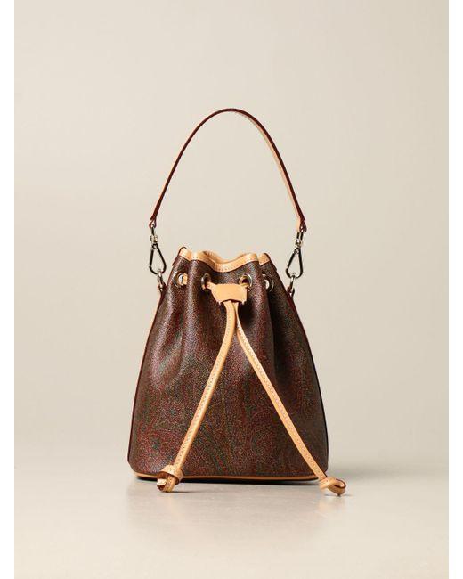 Etro Brown Handbag
