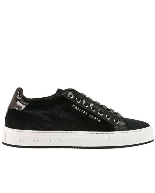 philipp plein shoes in black lyst