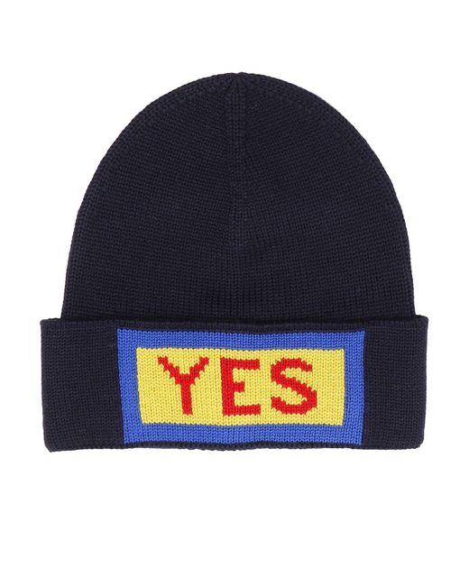 Fendi | Blue Hat Men for Men | Lyst