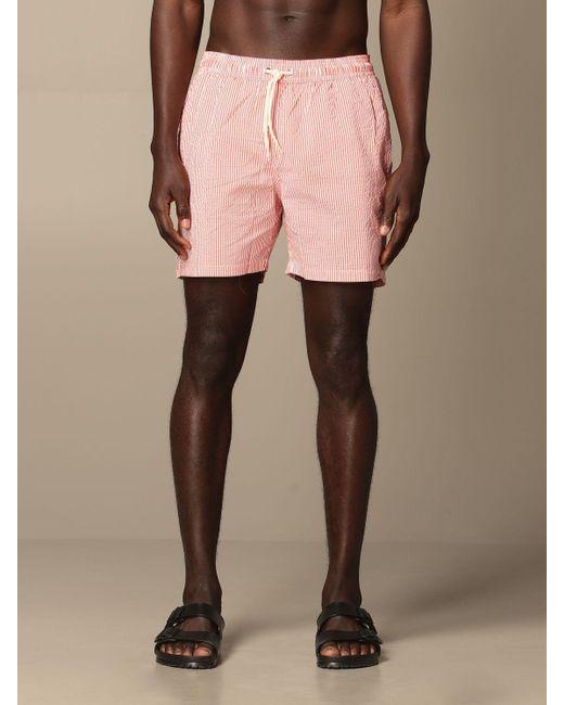 Brooksfield Orange Swimsuit for men