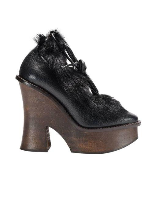 Paloma Barceló | Black High Heel Shoes Shoes Women | Lyst
