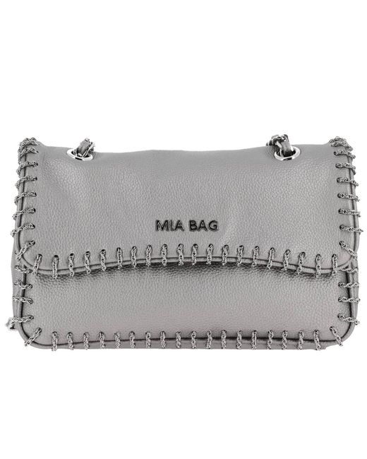 Mia Bag - Gray Crossbody Bags Shoulder Bag Women - Lyst
