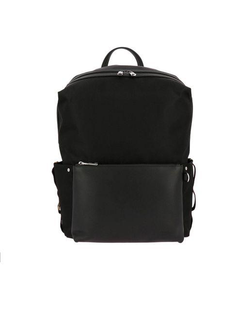 deaece049d23 Fendi - Black Backpack Bags Men for Men - Lyst ...