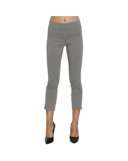 Pinko - Black Pants Women - Lyst