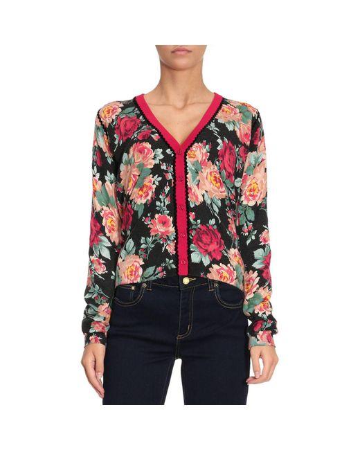 Twin Set   Multicolor Sweater Women   Lyst