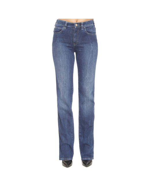 Armani Jeans - Blue Jeans For Women Woman - Lyst