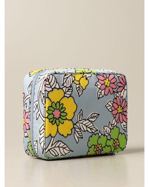 Tory Burch Multicolor Cosmetic Case