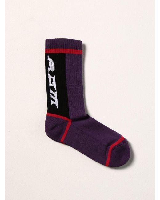 A BETTER MISTAKE Multicolor Socks for men