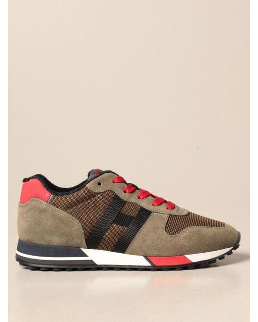 Hogan Multicolor Sneakers for men