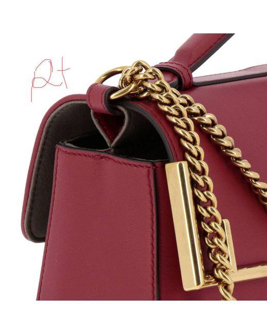 c5315031319a Lyst - Fendi Crossbody Bags Shoulder Bag Women in Red - Save 32%