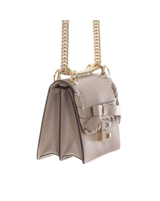 56f8c961c7b4 ... Fendi - Multicolor Handbag Women - Lyst ...