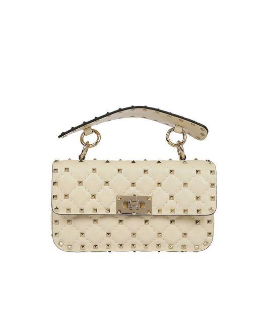 Valentino - White Mini Bag Shoulder Bag Women - Lyst