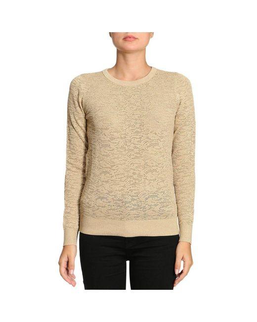 MICHAEL Michael Kors - Natural Sweater Women - Lyst