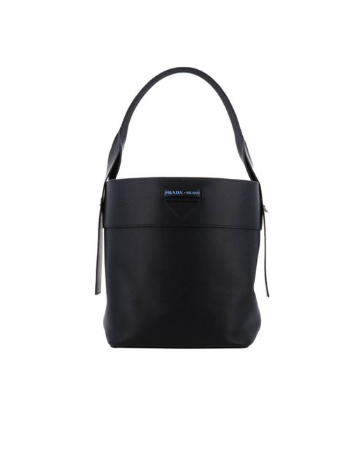 Prada White Women's Handbag