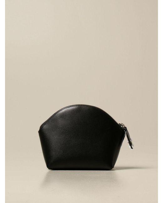 Emporio Armani Black Cosmetic Case