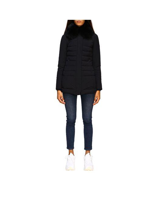 Peuterey Black Women's Jacket