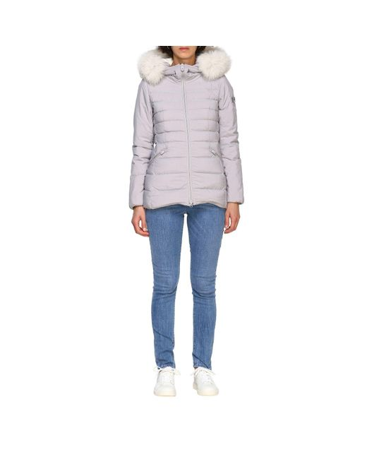 Peuterey Gray Women's Jacket