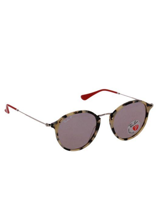24784e66751 Ray-Ban - Natural Glasses Eyewear Men for Men - Lyst ...