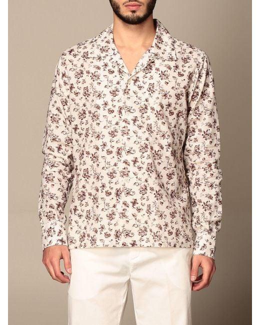 Eleventy Multicolor Shirt for men