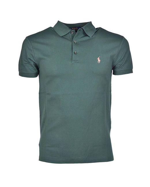 Polo Ralph Lauren - Green T-shirt Men for Men - Lyst