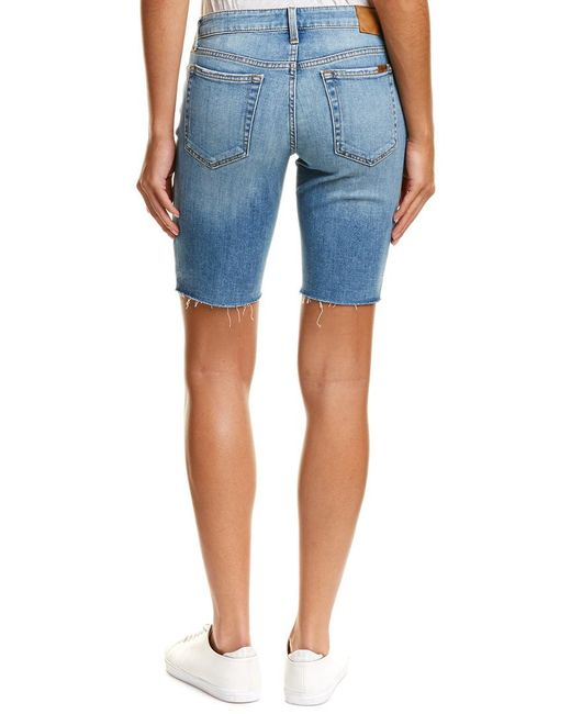 Joe's Jeans Blue The Finn Yenz Bermuda Short