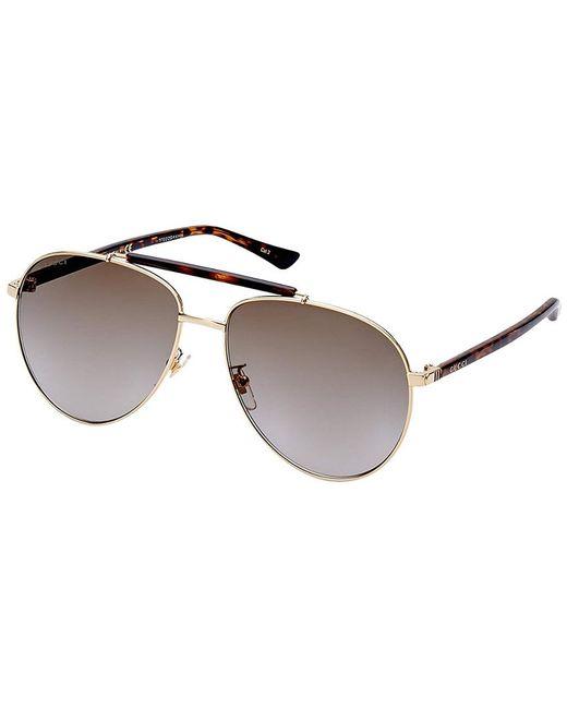 4b425f1dbb8 Gucci - Multicolor Men s 60mm Sunglasses for Men - Lyst ...