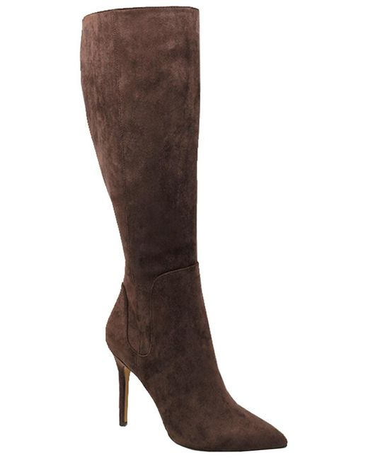 Charles David Brown Professional Suede Boot
