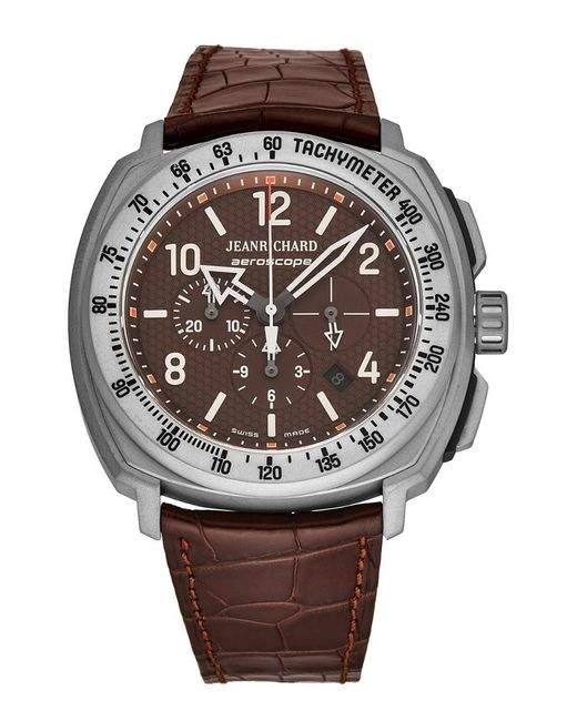 Jean Richard Metallic Aeroscope Watch for men